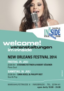 New Orleans at Innside 2014