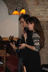 Anna Widauer und Flo Plattner live@innside